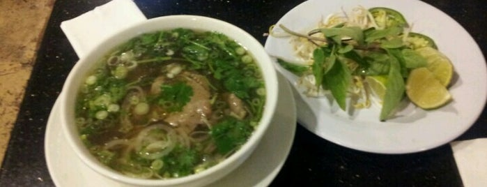 Good Asian places to eat