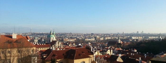 Prague Castle View Point is one of visit again.