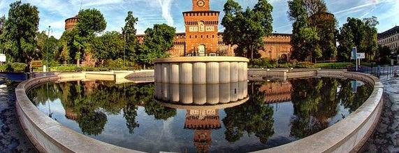 Sforza family Tour