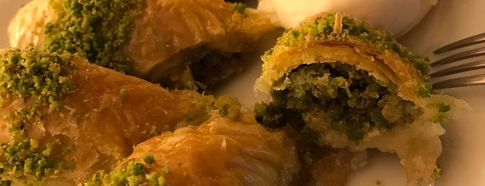 Dergah Pastanesi is one of Locais curtidos por Damla.