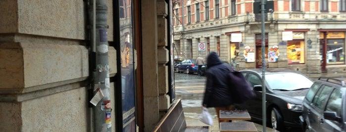 Café Neustadt is one of Lugares favoritos de Christian.