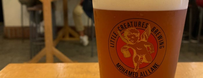 Little Creatures is one of My fav.