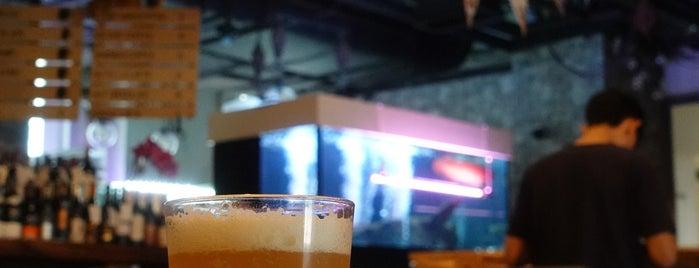 Alchemist Beer Lab is one of Singapore.