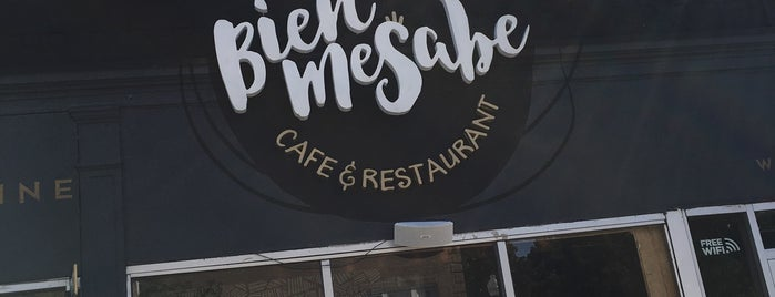 Bien MeSabe is one of Chicago Fancy Food 🍴🥃🍮.