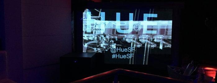 Hue Lounge and Nightclub is one of SF Bay Latin Dance.