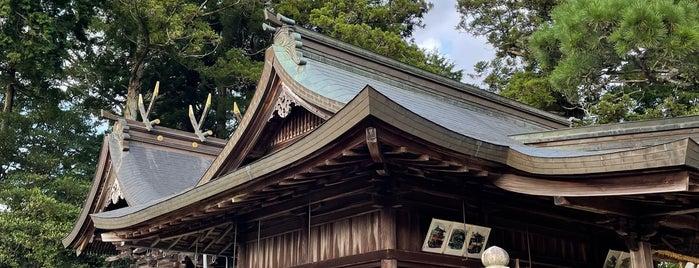 住吉神社 is one of Mirei Shigemori 重森三玲.