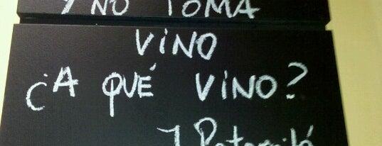 El 23 Grand Bar is one of Wines.