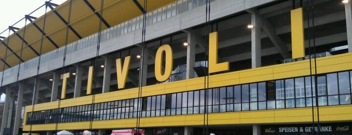 Tivoli is one of Lugares favoritos de N..