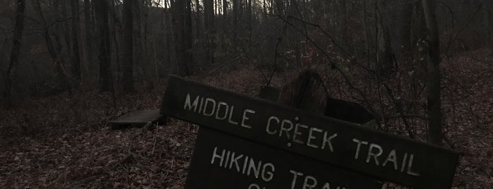 Middle Creek Trail - Middle Creek WMA is one of Date Ideas ~ 2.