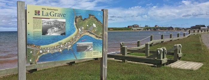 Site Historique De La Grave is one of CAN - Îles de la Madeleine, QC.