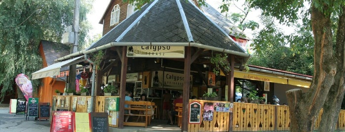 Calypso Drinkbár is one of Balázsさんのお気に入りスポット.