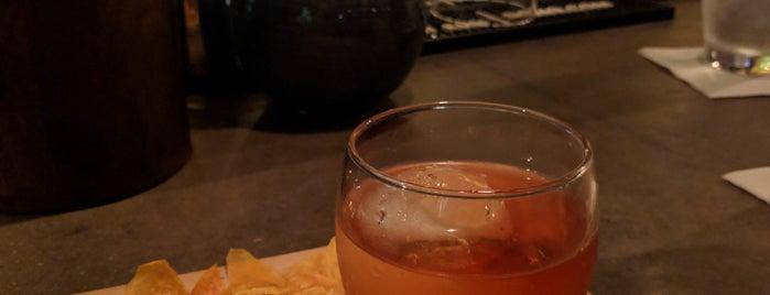 La Coctelera is one of Eater 38 Essential San Juan Restaurants.