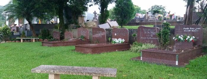Cemitério João Pessoa is one of Lugares em Blumenau.