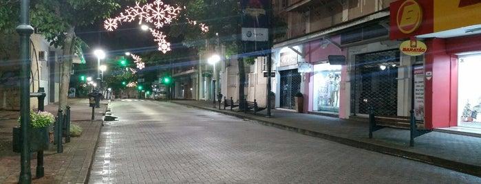 Rua XV de Novembro is one of Lugares em Blumenau.
