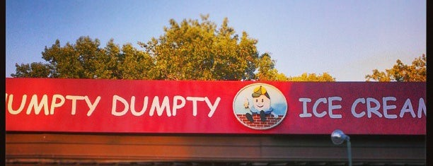 Humpty Dumpty is one of Orte, die Montana gefallen.