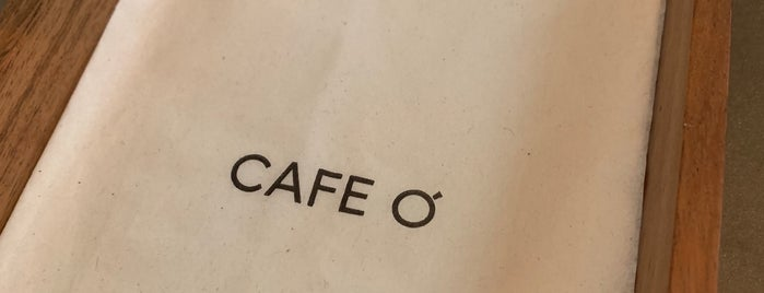 Café Ó is one of สถานที่ที่ Karla ถูกใจ.