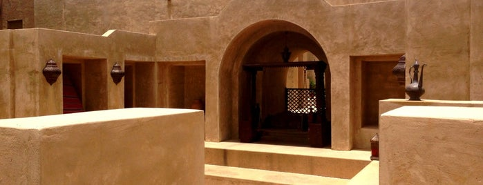 Bab Al Shams Desert Resort is one of 2016 - DXB.