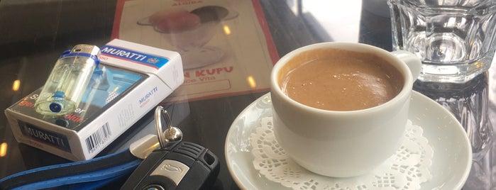 Kahve Dünyası is one of Lugares favoritos de Dilek.