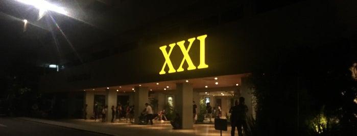 TIM XXI is one of Jakarta Pusat.