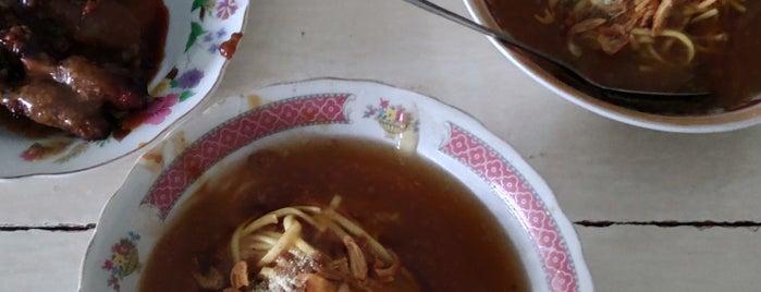Mie Ongklok Longkrang is one of Food 1.