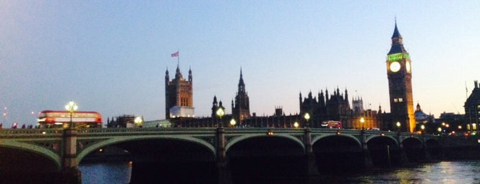 Puente de Westminster is one of Europe 2015.