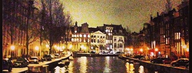 Herengracht Restaurant & Bar is one of Amsterdam.