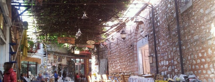 Theofilons' Cafe is one of istiyorumgidicem!!.