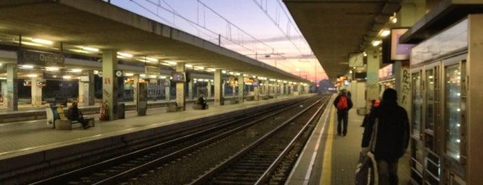 Gare de Rome-Ostiense (IRR) is one of Roma.