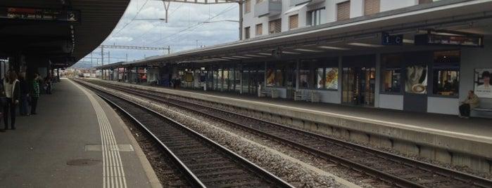 Bahnhof Wil is one of Locais curtidos por Stephraaa.