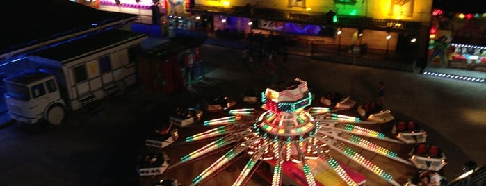 Luna Park is one of สถานที่ที่ Nedim ถูกใจ.