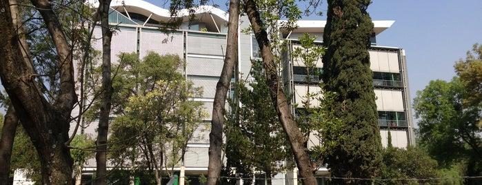 Torre de Ingeniería, Instituto de Ingeniería, UNAM is one of Lau : понравившиеся места.