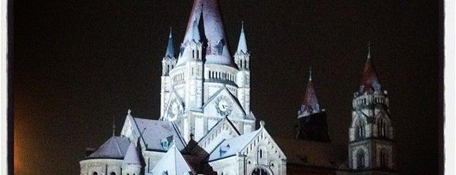 Franz von Assissi Kirche is one of Vienna.
