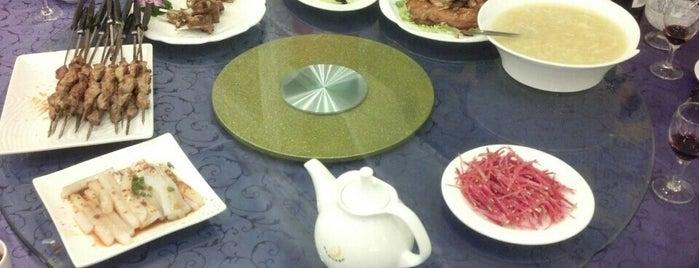 Xinyue Muslim Restaurant is one of جوانزو الصين للسائح العربي.