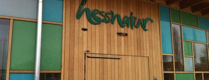 hessnatur Store is one of Hotspots Hessen | Besondere Geschäfte.