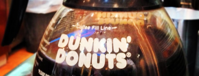 Dunkin' Donuts is one of ♥~.