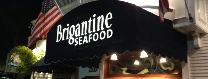 Brigantine is one of Lugares guardados de Kelly.