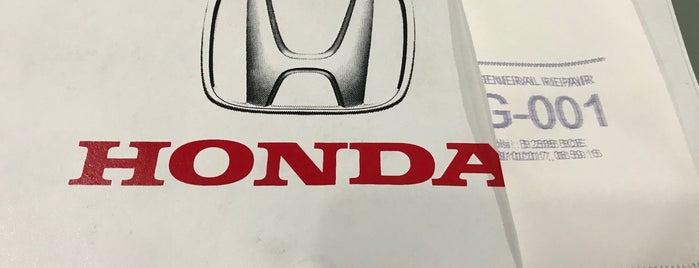 Honda Daan Mogot is one of Orte, die Jimmy gefallen.