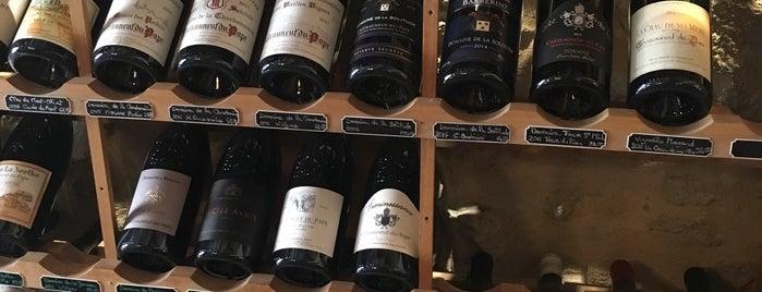 Vinadea (Maison des vins) is one of Dave'nin Beğendiği Mekanlar.