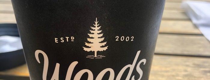 Woods Coffee is one of Bellevue.