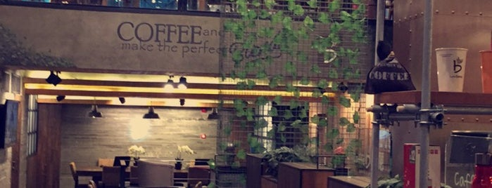 Caffé Bene is one of Riyadh Cafes.