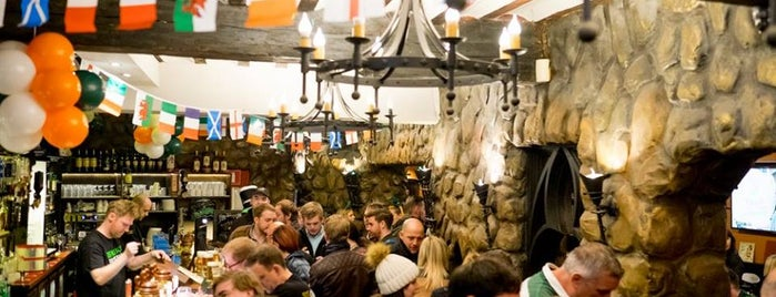 Delaney's Irish Pub & Restaurant is one of Nightlife.