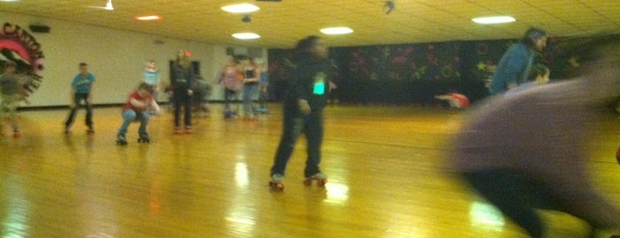 North Canton Skate Center is one of Phillip's Liked Places.