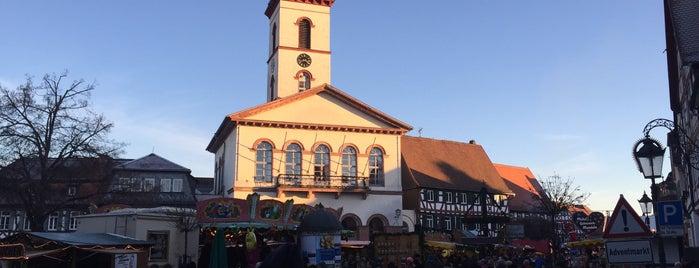 Seligenstädter Adventsmarkt is one of Weihnachtsmärkte 2.