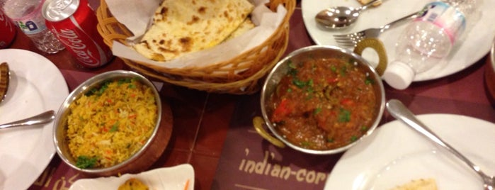 Indian Corner is one of Indian Restaurants in Riyadh.