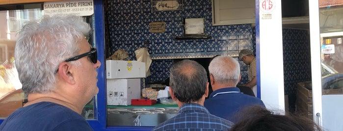Sakarya Pide Fırını is one of Antalya.