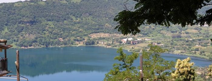 Spiaggia Lago Di Nemi is one of Roma.