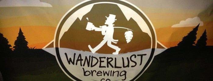 Wanderlust Brewing Company is one of AZ Breweries.