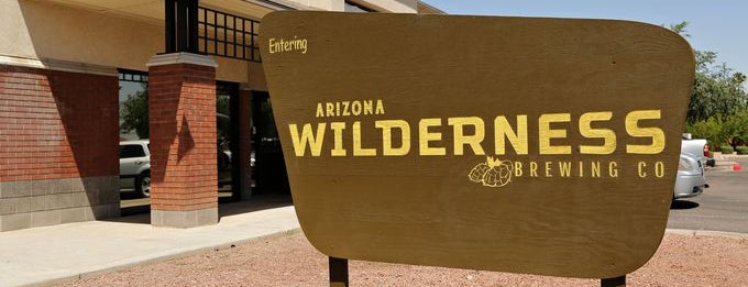 Arizona Wilderness Brewing Co. is one of My 'Hood.