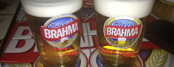Quiosque Chopp Brahma is one of :).