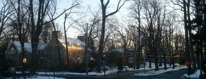 Fieldston is one of Bronx & Manhattan Neighborhoods.